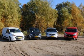 van Vugt Transport Venlo - Onze auto's